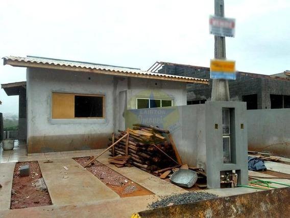 Casa Com 2 Dormitórios À Venda, 50 M² Por R$ 198mil- Jardim Santo Antônio - Atibaia Sp - Ca1757