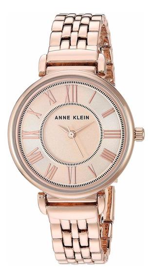 Reloj Anne Klein De Pulsera Para Mujer 30mm Original