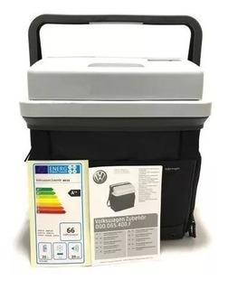 Caixa Térmica Cooler 24 L De 12v Automotivo Quente Frio Vw