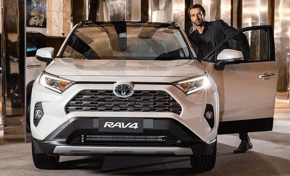Toyota Rav4 Hybrid Hibrida 4x4 Awd Limited 0km Cupo Julio