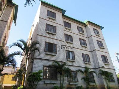 Apartamento Com 2 Dormitórios Para Alugar, 54 M² Por R$ 980/mês - Centro - Guarulhos/sp - Ap0816