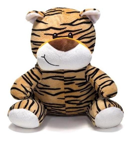 Tigre De Pelúcia 25 Cm - Unik Toys