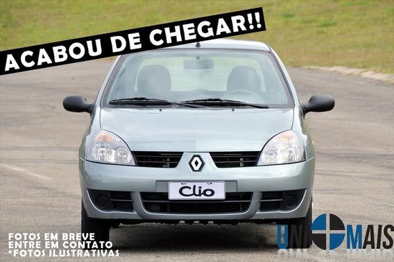 Clio 1.0 Authentique 16v Flex 2p Manual