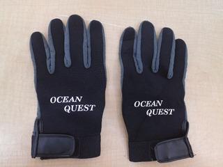 Guante De Neopreno Ocean Quest Talla Xl #781
