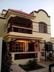 Venta Casa En San Isidro, De Dos Niveles, Sto. Dgo. Este
