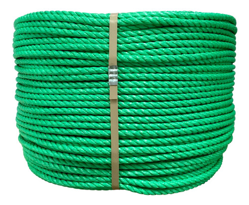 Cuerda Rafia Standard De 10 Mm Verde