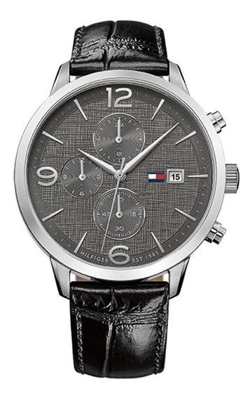 Reloj Tommy Hilfiger De Cuero 100% Original Sale