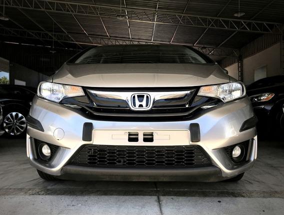 Honda Fit Ex 1.5 Aut. Cinza 2015/16