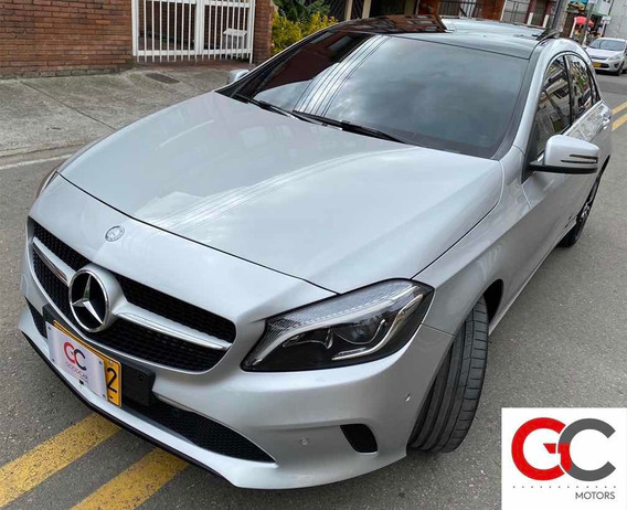 Mercedes-benz Clase A 1.6t Facefit Full