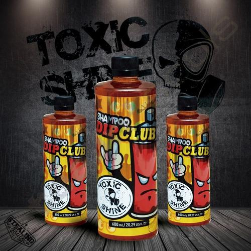 Imagen 1 de 7 de Toxic Shine | Dip Club | Shampoo | 600cc