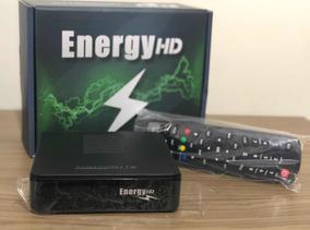 Kit Controle+fonte+cabo Energy Hd Mi