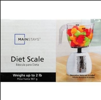 Bascula Para Dieta