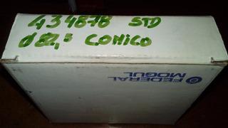 Juego Aros Semihidraulico Ford Fiesta 1,8 Diesel Turbo Conico Endura Turbo Diesel