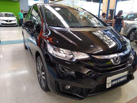Honda Fit - 2016/2016 1.5 Ex 16v Flex 4p Automático