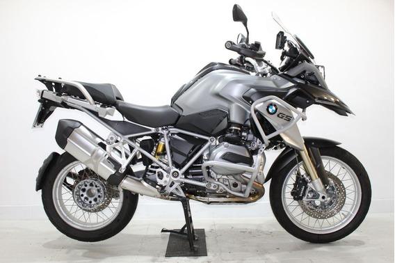 Bmw R 1200 Gs Premium 2014 Preta