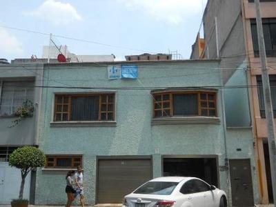 Casa En Renta, Magdalena No. 206, Del Valle, Benito Juarez