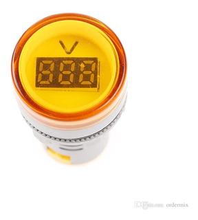 Voltímetro Industrial Panel O Tablero, Arduino Varios Colore