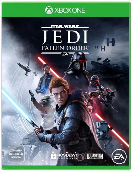Star Wars Jedi Fallen Orde Xbox One Midia Digital + Brinde
