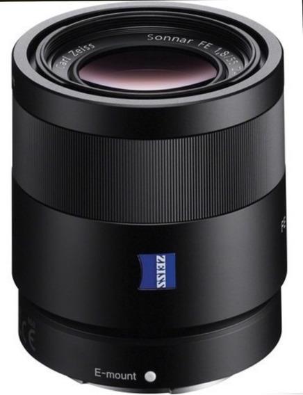 Lente Sony Zeiss Fe 55 F1.8