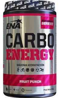 Carbo Energy Ena 540 Grs Energia Hidratacion Competencia