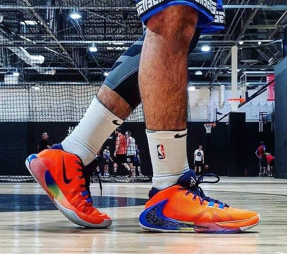Nike Kirie Lebron Curry