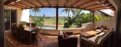 Departamento En Club De Golf Residencial, Retorno Puntagorda