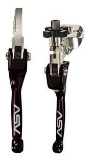 Kit Manijas Freno Embrague Asv F3 Yfz Banshee Raptor Blaster