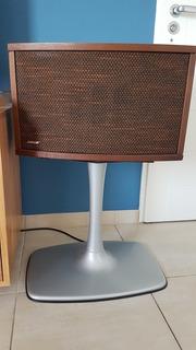 Bose 901 Serie Iv - Originales - Controlador Y Pedestales.