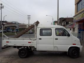 Faw Camioneta Doble Cabina Ahorrador