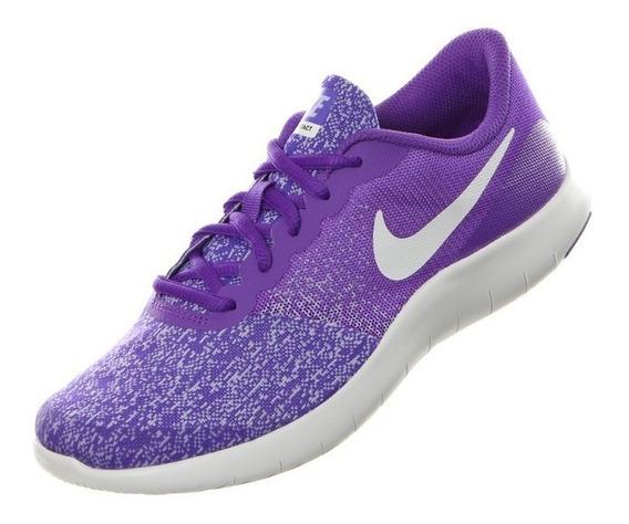 Tenis Nike Flex Contact Gs Originales + Envío Gratis + Msi