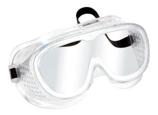 Goggle De Seguridad Toolcraft Caja C/10 Envío Inmediato