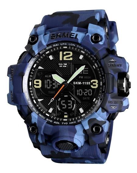 Relógio Masculino Skmei 1155 Prova D