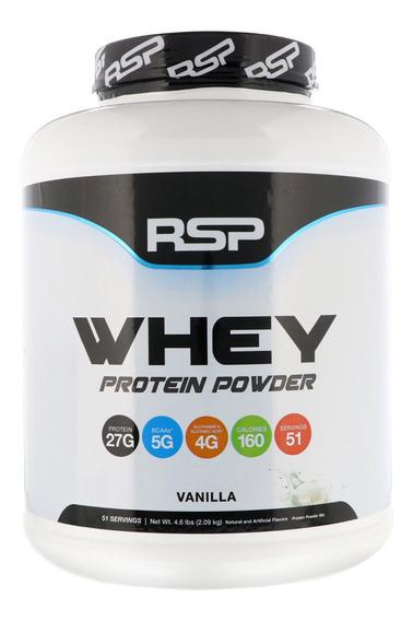 Proteina Rsp Whey Powder Sabor Vainilla