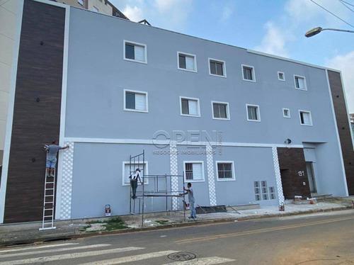 Imagem 1 de 6 de Apartamento Com 2 Dormitórios Para Alugar, 55 M² Por R$ 1.200,00/mês - Vila Curuçá - Santo André/sp - Ap12344