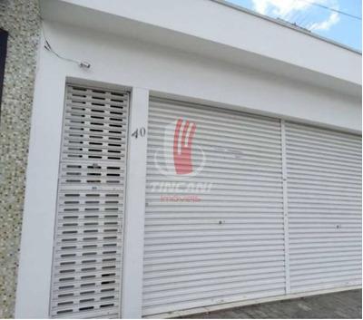 Casa Térrea Para Locação No Bairro Tatuapé - 110m - 3857