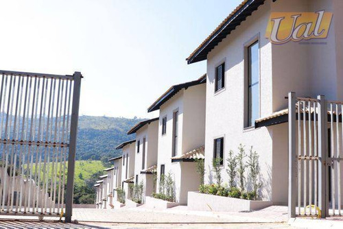 Imagem 1 de 15 de Sobrado Com 3 Dormitórios À Venda, 90 M² Por R$ 550.000,00 - Itapetininga - Atibaia/sp - So0960
