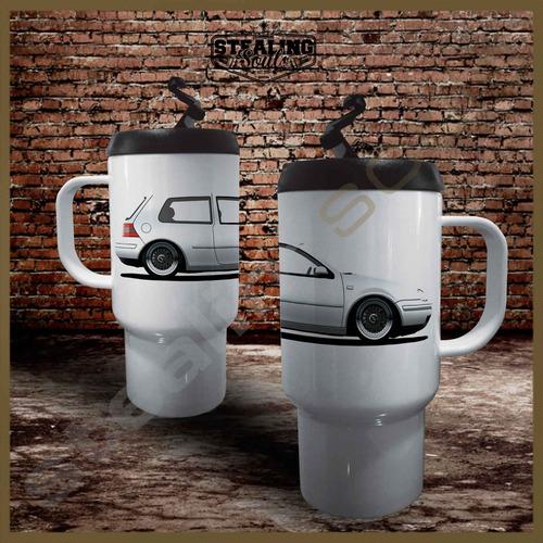 Jarro Termico Café | Volkswagen #0109 | Gti Kombi Vw Gli