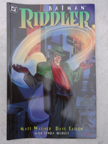 Batman Riddler - The Riddle Factory - Matt Wagner - 1995
