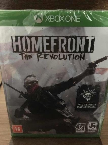 Jogo Xbox One - Homefront - The Revolution - Lacrado