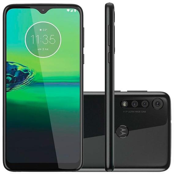 Smartphone Moto G8 Play Xt2015 Tela 6.2 32gb Motorola