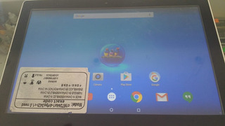 Tablet View Sonic De 10¨
