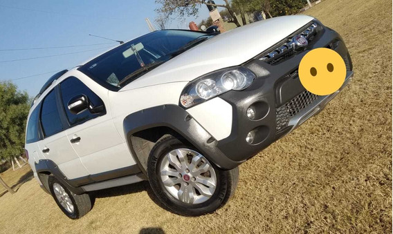 Fiat Palio Weekend Locker Full