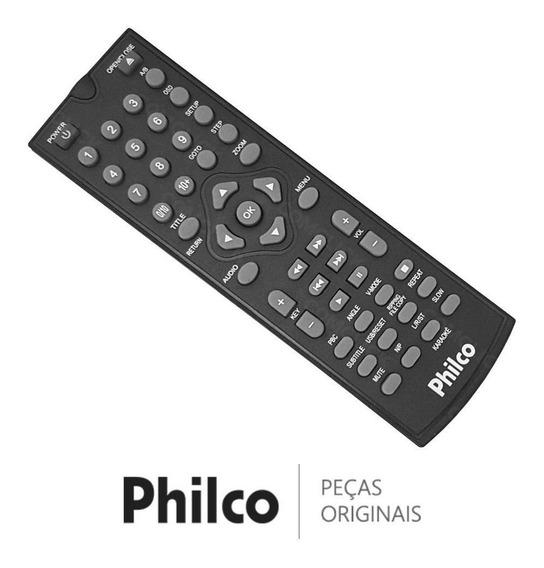 Controle Remoto Dvd Philco Ph136 Hdmi Original