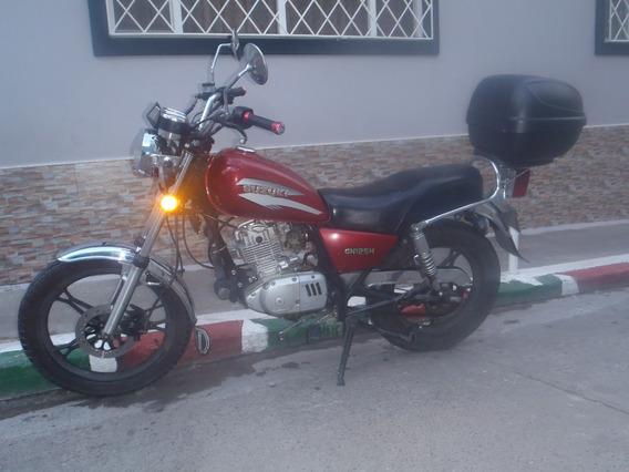 Moto Suzuky Gn 125 En Excelente Estado