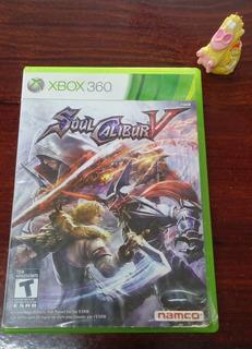 Soul Calibur V 5 Xbox 360 Garantizado