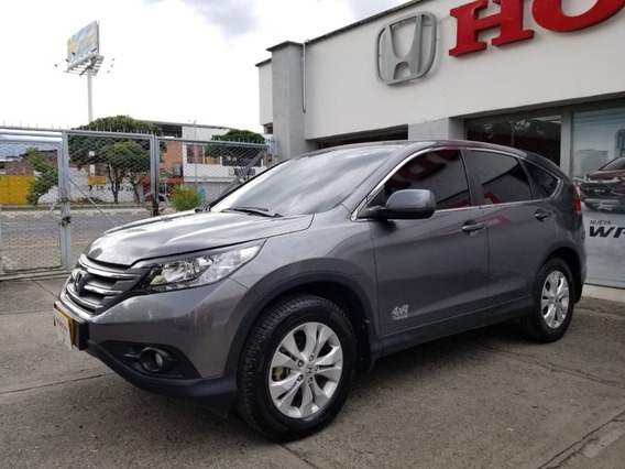 Honda Cr-v Exl 4x4 2014 Metálico