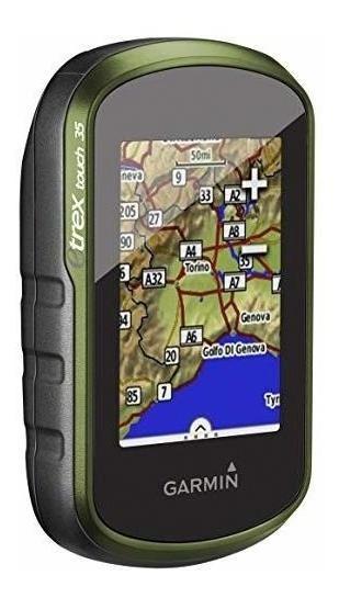 Gps Garmin Etrex® Touch 35 Tft - 4gb Glonass - Tx