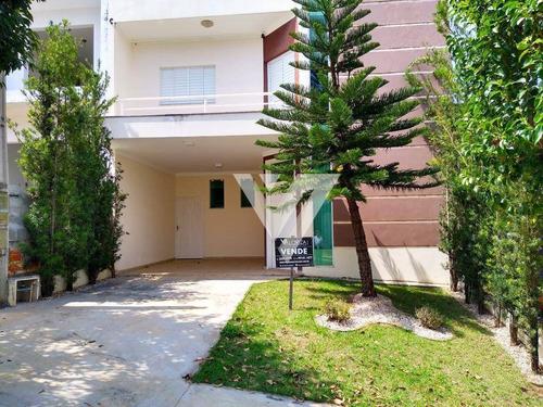 Imagem 1 de 30 de Sobrado Com 4 Dormitórios À Venda, 165 M² Por R$ 590.000,00 - Condominio Golden Park Residence Ii - Sorocaba/sp - So1353