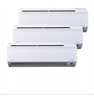 Aire Acondicionado Multi Inverter Daikin 2500 + 3500 + 5000