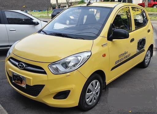 Taxi Hyundai I10 Gl